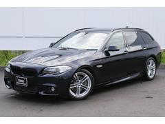 BMW523iツーリング Mスポーツ 弊社下取BカメラACC地デジ