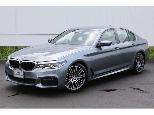 BMW 523d Mスポーツ ハイラインパッケージ 弊社デモ黒革