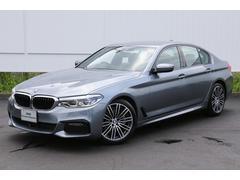BMW523d Mスポーツ ハイラインパッケージ 弊社デモ黒革