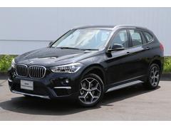 BMW X1xDrive18d xライン 弊社デモADセーフティBカメラ
