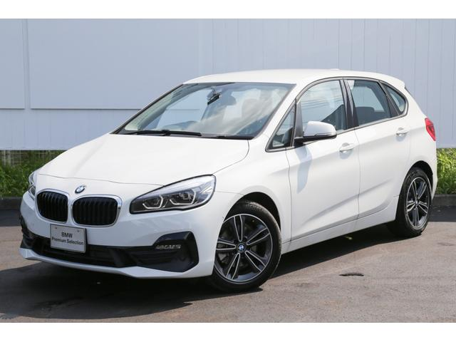 BMW 218dアクティブツアラー スポーツ 弊社デモ電動リアゲート