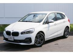 BMW218dアクティブツアラー スポーツ 弊社デモ電動リアゲート
