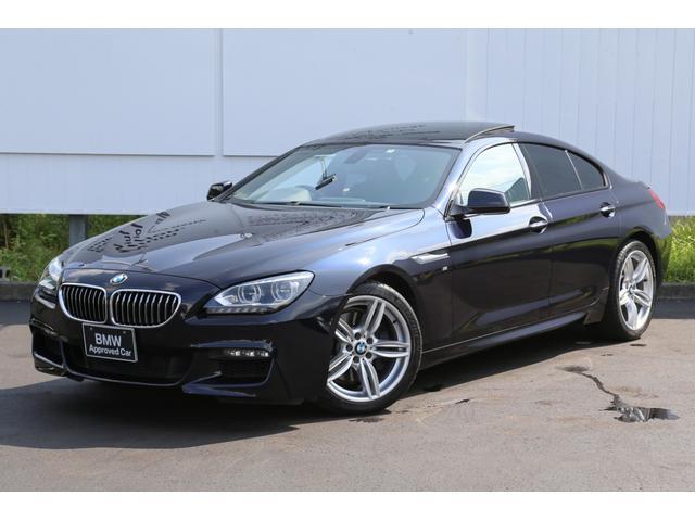 BMW 640iグランクーペ Mスポーツパッケージ 下取サンルーフ