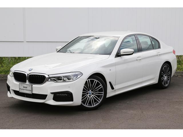 BMW 523d Mスポーツ ハイラインパッケージ 黒革ACCパドル