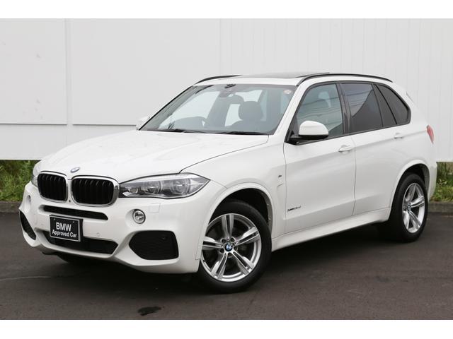 BMW xDrive 35d Mスポーツ サンルーフACC地デジ黒革