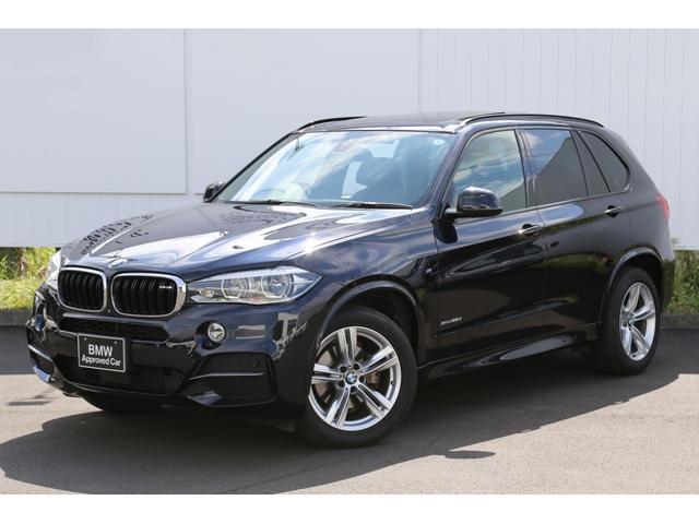 BMW xDrive 35d Mスポーツ 弊社下取サンルーフLED