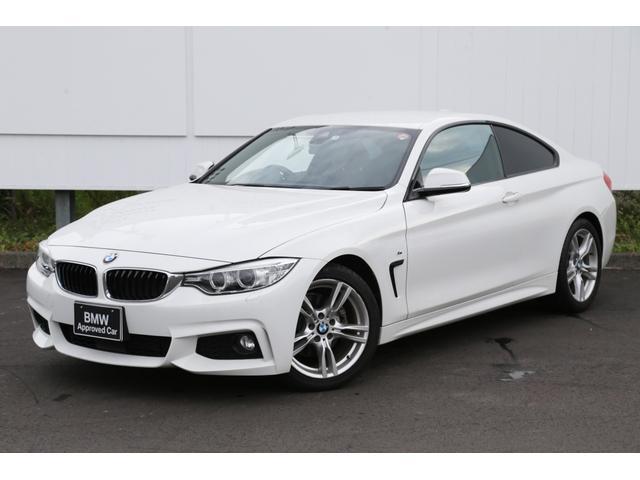 BMW 420iクーペ Mスポーツ 弊社下取ACCヘッドアップD禁煙