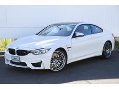 BMW M4M4クーペ コンペティション 弊社デモ赤革クルコン衝突軽減