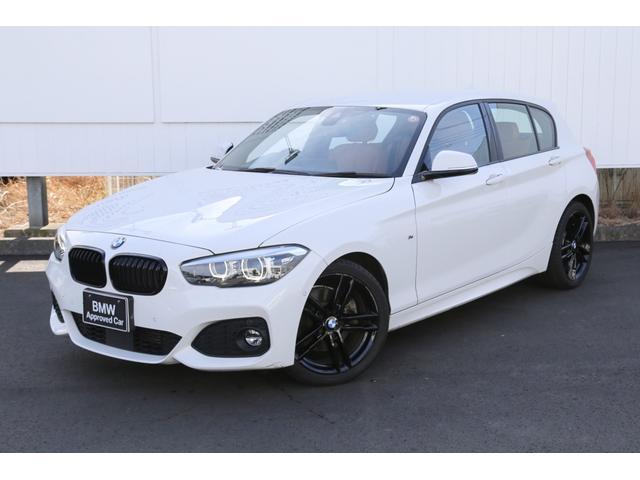 BMW 118i Mスポーツ エディションシャドー1 下取ACC茶革