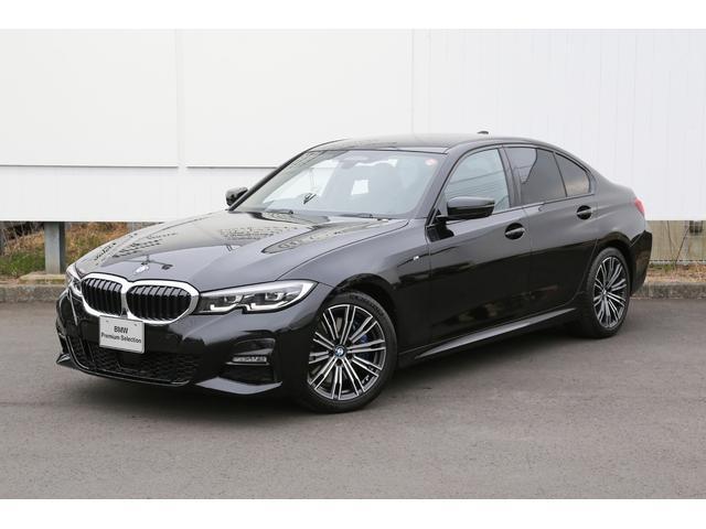 BMW 330i Mスポーツ ハイライン 黒レザー弊社下取LED禁煙