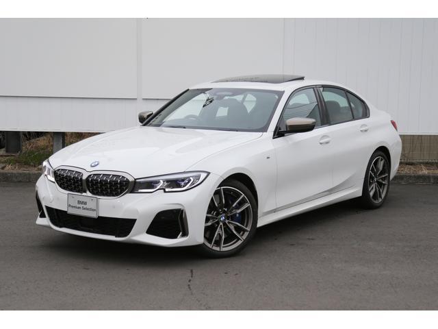 BMW M340i xDrive サンルーフ パーキングアシスト