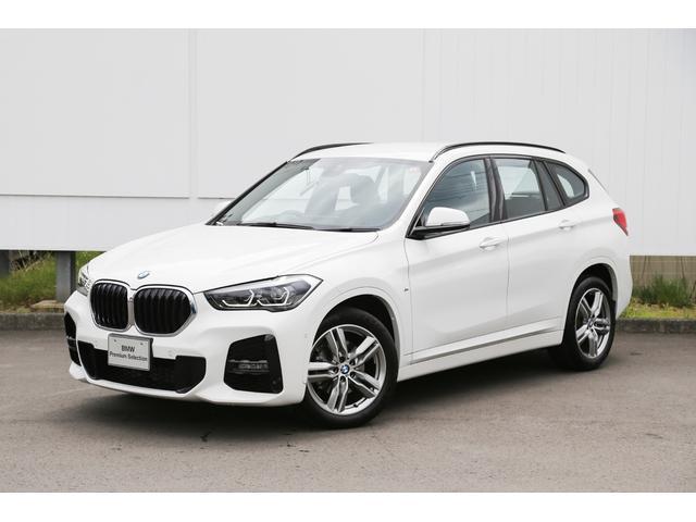 BMW X1 sDrive 18i Mスポーツ コンフォートパッケージ 電動シート 電動トランク 弊社デモカー ハーフレザー