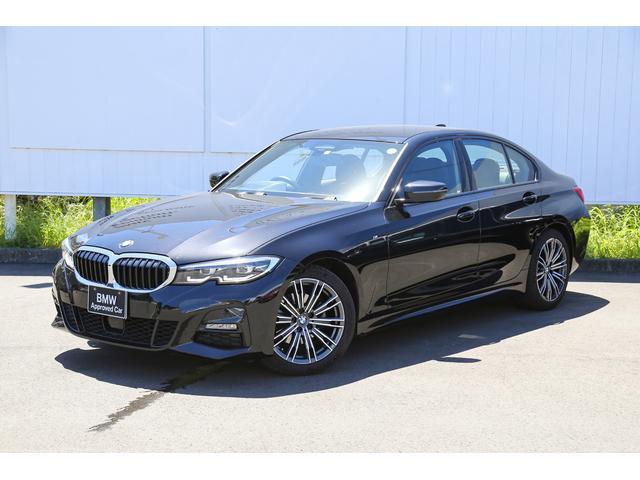 BMW 3シリーズ 320i Mスポーツ 弊社デモカー コンフォートPKG ヘッドアップディスプレイ 電動トランク アクティブクルーズコントロール 禁煙車