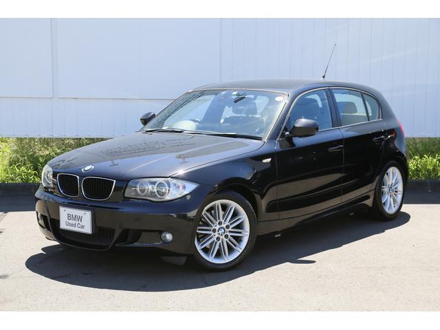 BMW 1シリーズ 120i Mスポーツパッケージ 弊社下取特別特選車両 ハーフレザーシート ETC 禁煙