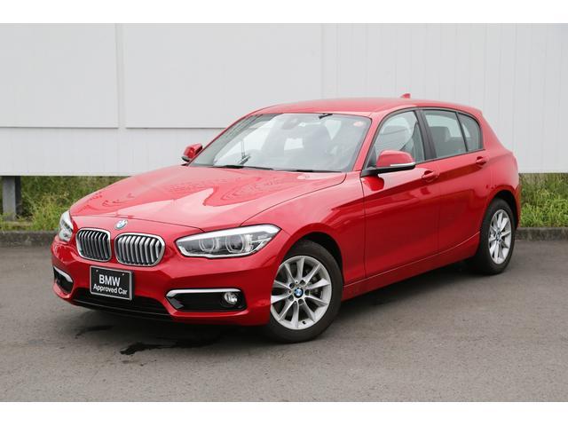 BMW 118i スタイル 後期モデル LED バックカメラ 弊社下取1オーナー クルーズコントロール 禁煙