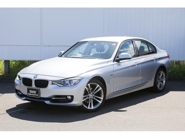 BMW 3シリーズ 320i スポーツ バックカメラ 後方センサー パドルシフト スポーツ電動シート 弊社下取 禁煙