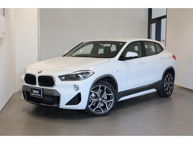 BMW xDrive 20i MスポーツX ハイラインパック アドバンスドセーフティーパッケージ コンフォートパッケージ アクティブクルーズコントロール ヘッドアップディスプレイ シートヒーター ブラックレザー 電動シート 弊社デモカー 禁煙車