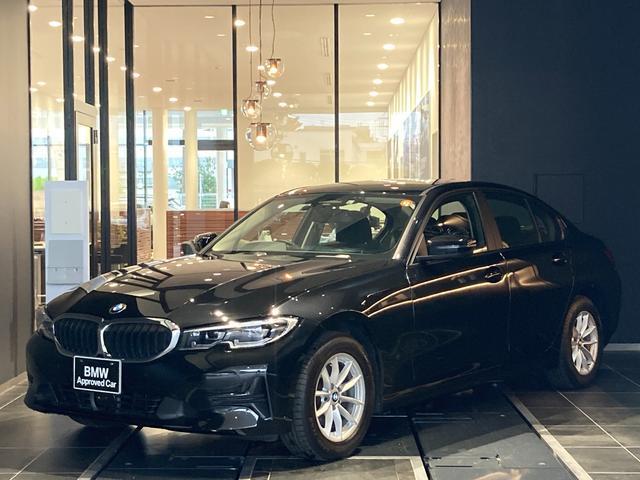 BMW 320i 1オーナー禁煙車 HDDナビ/Bt/USB アクティブクルコン シートヒーター LEDヘッドライト 16インチAW バックカメラ 前後センサー コンフォートアクセス 電動シート パーキングアシスト