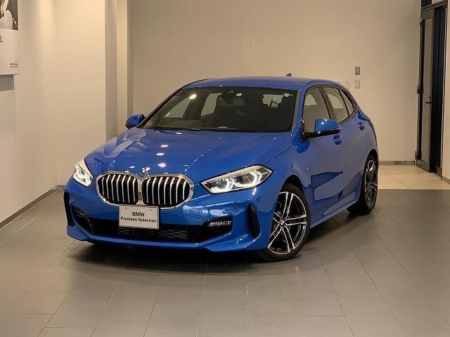 BMW 118i Mスポーツ パーキングアシスト ドライビングアシスト 電動トランク アクティブクルーズコントロール 前後センサー バックカメラ ハーフレザースポーツ電動シート マルチファンクションステアリング 禁煙車