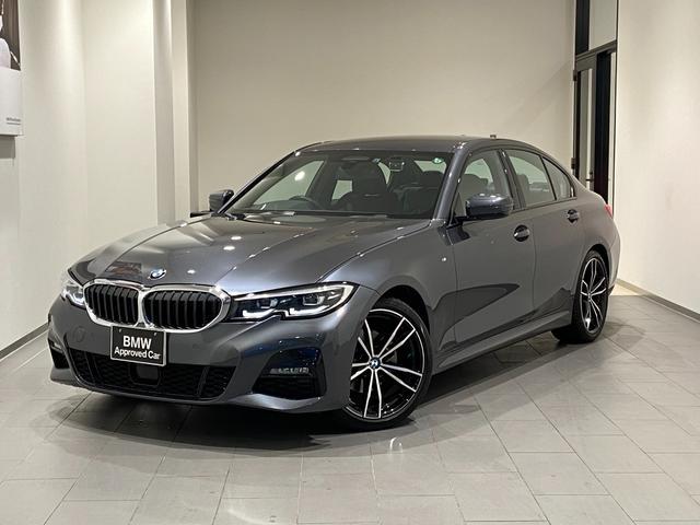 BMW 320i Mスポーツ デビューパッケージ ブラックレザーシート コンフォートパッケージ シートヒーター 電動トランク 弊社下取車 1オーナー 禁煙 アクティブクルーズコントロール19インチAW パーキングアシスト