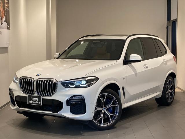 BMW xDrive 35d Mスポーツ ドライビングダイナミクスパッケージ エアサス サンルーフ ブラウンレザーシート ヘッドアップディスプレイ 21インチAW 禁煙車 ワンオーナー トップビューカメラ 全席シートヒーター