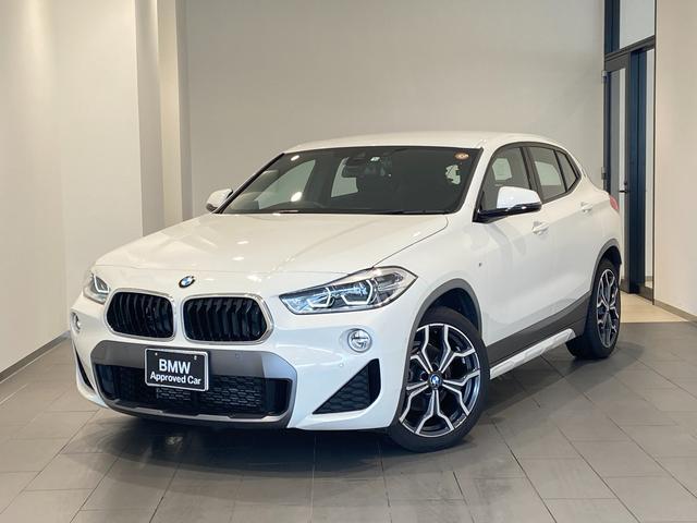 BMW sDrive 18i MスポーツX 弊社下取車 禁煙車 コンフォートパッケージ ヘッドアップディスプレイ HDDナビ/Bカメラ 電動テールゲート アクティブクルコン シートヒーター 19インチAW 衝突軽減ブレーキ LEDヘッドライト