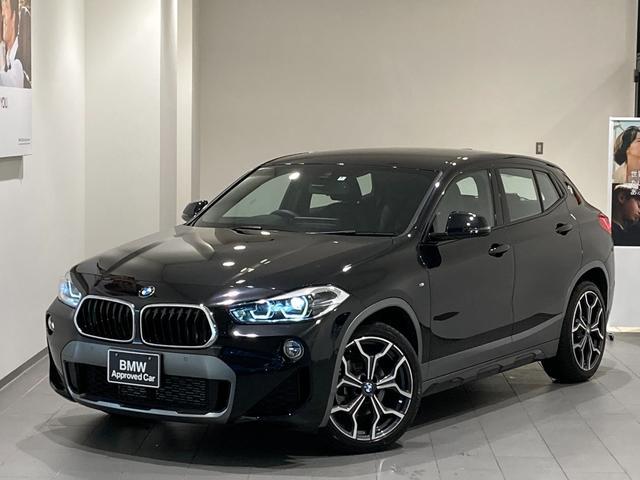 BMW xDrive 18d MスポーツX ハイラインパック 弊社デモカー 禁煙車 HDDナビ/Bカメラ/Bt コンフォート(オートトランク) アドバンスドセーフティ(ヘッドアップディスプレイ・アクティブクルコン) 黒革シート 衝突軽減ブレーキ 19インチAW