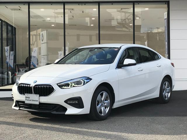 BMW 218iグランクーペ プレイ 弊社デモンストレーションカー 衝突軽減ブレーキ バックカメラ 前後センサー 前車追従機能 クロス電動シート 禁煙車 LEDヘッドライト Bluetooth/USB ETC搭載ミラー 16インチAW