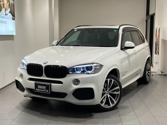 BMW xDrive 35d Mスポーツ サンルーフ 禁煙車 ブラックレザーシート アクティブクルーズコントロール 20インチAW 全方位カメラ 地デジ 全席シートヒーター ウッドトリム 電動リアゲート 衝突被害軽減ブレーキ Blutooth