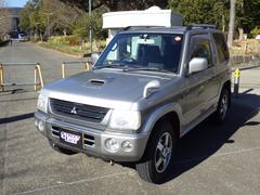 パジェロミニアニバーサリーリミテッド 4WD ICターボ