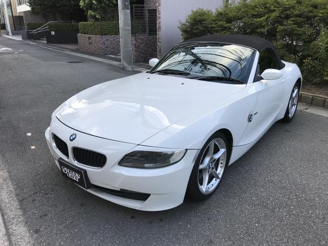 BMW 2.5L 6速AT HDDナビ TV 黒革 電動オープン