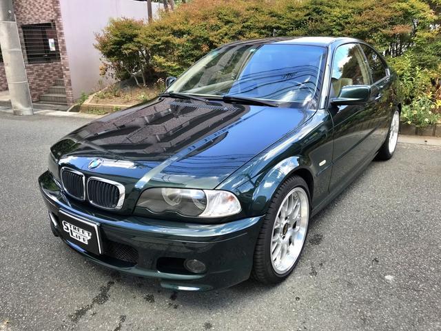 BMW 318Ci Mスポ 左ハンドル 5速マニュアル レザーシート