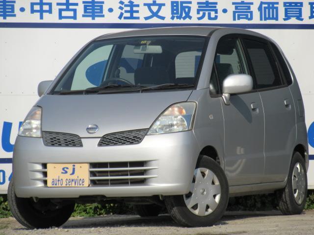 日産 モコ C コラムAT タイミングチェーンEG 61000キ...