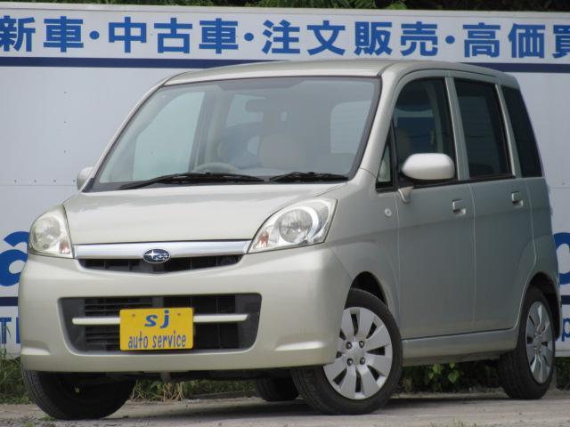 スバル L インパネCVT 59000キロ