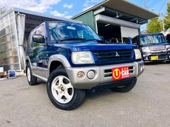 パジェロミニV 4WD ターボ 背面タイヤ付 キーレス