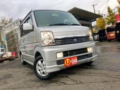 エブリイワゴンPZターボ 4WD シートヒーター キーレス付