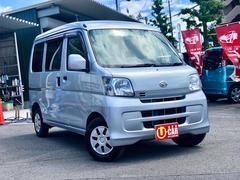 ハイゼットカーゴクルーズターボ 5速マニュアル ナビ・TV・ETC付