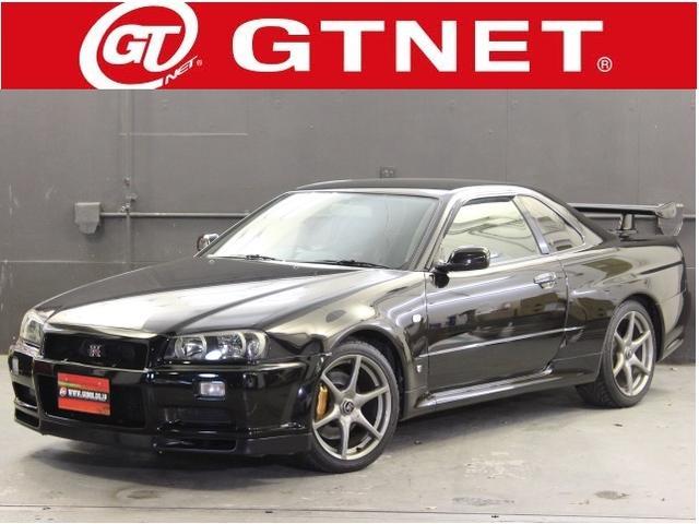 日産 GT-R 純正18AW D2車高調 柿本マフラー レカロ