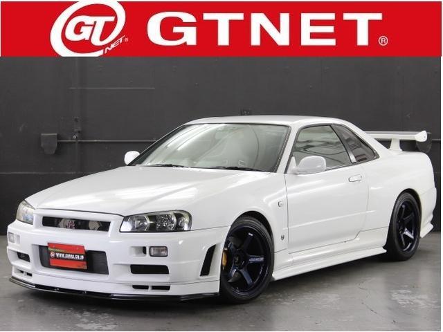 日産 GT-R Vスペック レイズ18AW ニスモエアロ 外車高調