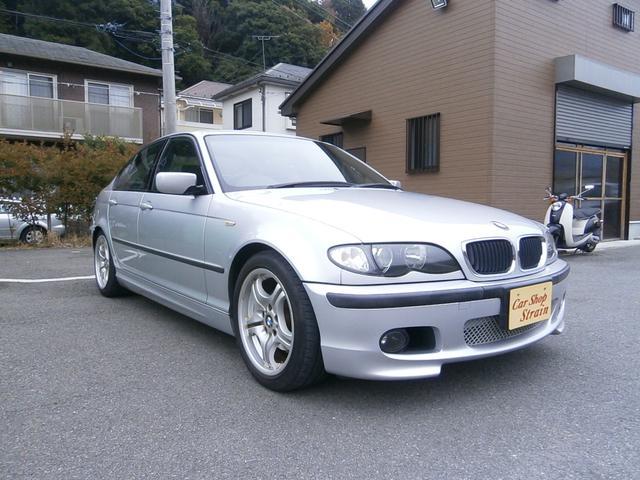 BMW 318i Mスポーツパッケージ社外ナビ地デジフルゼグ ETC