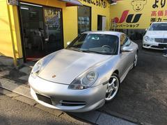 ポルシェ 911カレラ4 GT3仕様 黒本革(ポルシェ)