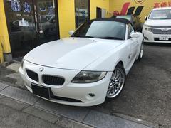 BMW Z42.2i HDDナビ 電動オープン 社外18AW