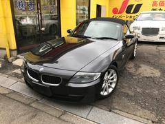BMW Z4ロードスター2.5i 黒本革 電動オープン