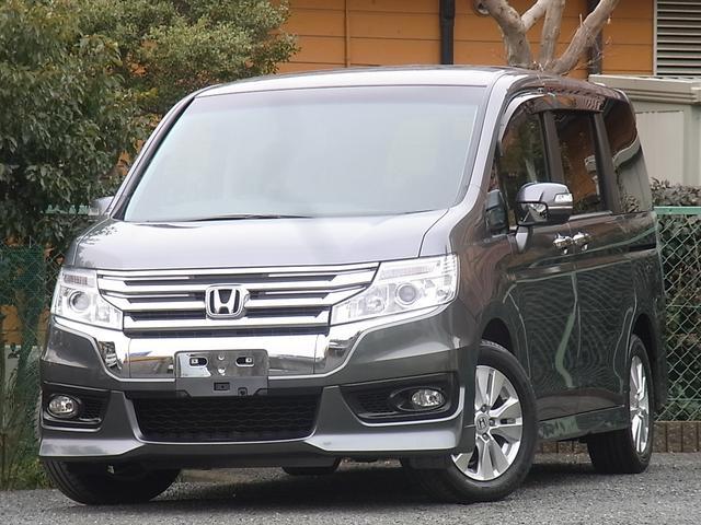 ホンダ Z 後期型 4WD 禁煙 8人乗 ナビ ETC 1年保証付