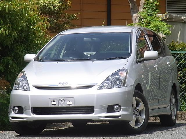 トヨタ X Sパッケージ4WD 禁煙 ナビ ETC エアロ HID