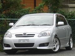 カローラランクスZエアロツアラーTRDスポーツM 限定車 6速MT 1年保証