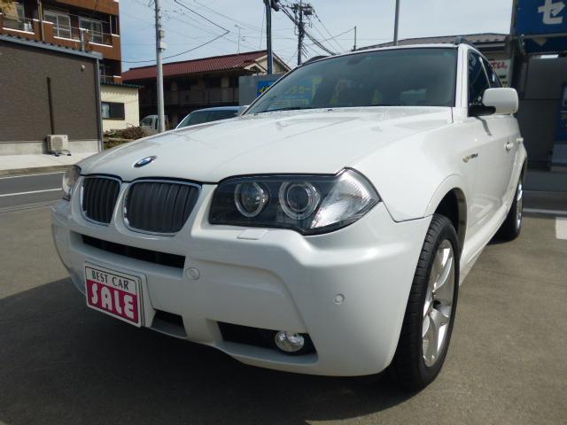 BMW 3.0si MスポーツパッケージI HID ETC ナビ
