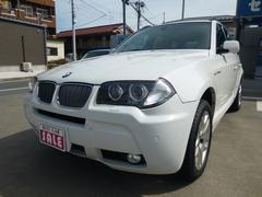BMW X33.0si MスポーツパッケージI HID ETC ナビ