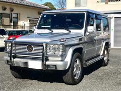 M・ベンツG500L ナビ 4WD サンルーフ 革シート AW