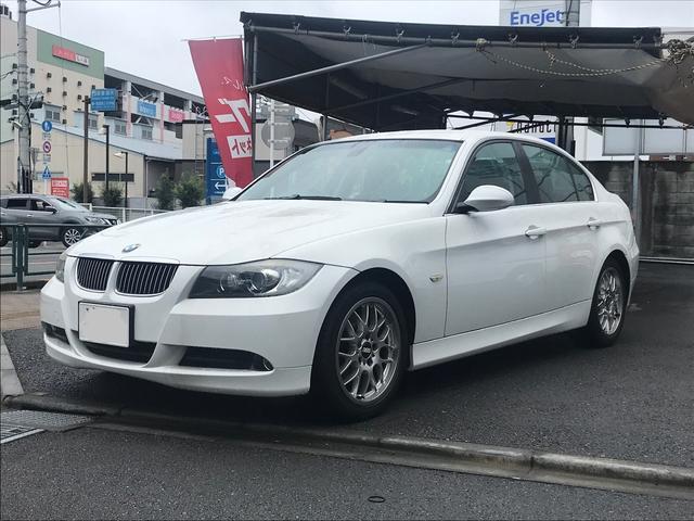 BMW 3シリーズ 323i AW オーディオ付 AC CVT セダン HID